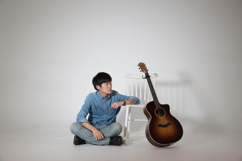 【アーティスト紹介Vol.1】飯岡 泰山さん – シンガーソングライター