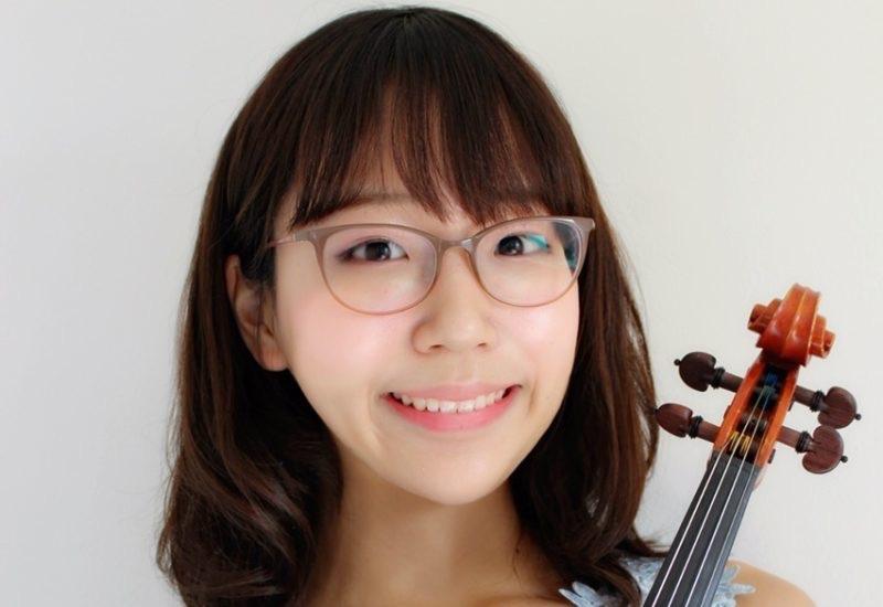 【アーティスト紹介Vol.2】伊藤 日菜子さん – バイオリニスト