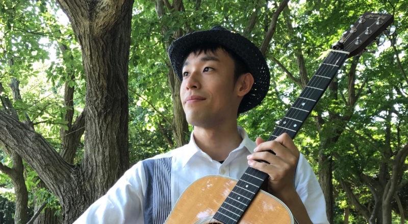 【アーティスト紹介Vol.4】伊瀬 雄亮さん – ギタリスト