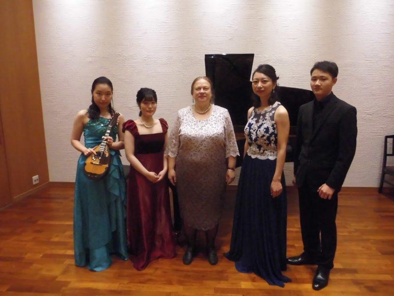 ロシア人ピアニストや国際コンクルール金賞の若手注目奏者が船橋に集結、市内音楽教室主催ピアノコンサート