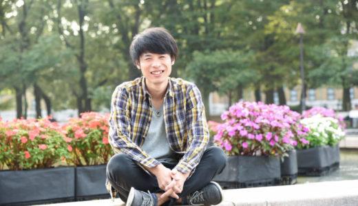 【アーティスト紹介Vol.10】山田 翔さん – シンガーソングライター