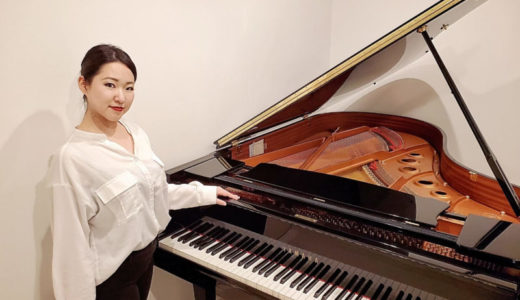 【アーティスト紹介Vol.12】菊川 夏未さん – ピアニスト