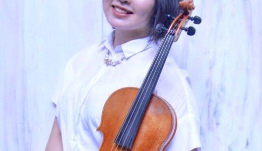 【アーティスト紹介 Vol.18】照沼 響さん - ヴィオラ奏者