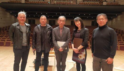【3/7放送】「千人の音楽祭」特別テレビ番組を放送、新垣隆さんによる新曲披露